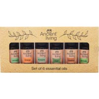 Ancient Living Set of 6 Essential Oils