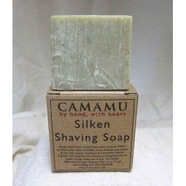Camamu Silken Shaving Soap 75 gm
