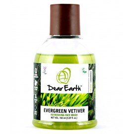 EVERGREEN Vetiver Refreshing Face Wash 150ml