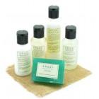 Khadi - Complete Summer Travel Natural Skin & Hair Care Kit