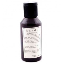 Khadi Bhringraj & Buransh Herbal Hair Oil 110 ml