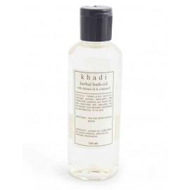 Khadi Almond & Vitamin-E Bath Oil 210 ml