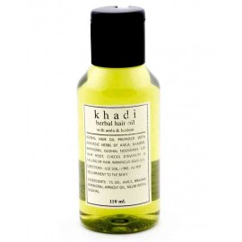Khadi Amla & Brahmi Herbal Hair Oil 110 ml