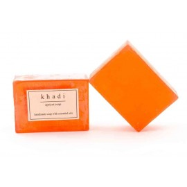 Khadi Apricot Handmade Soap 125 gm