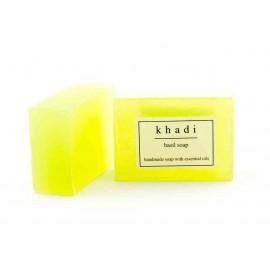 Khadi Basil Handmade Soap 125 gm