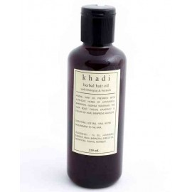 Khadi Bhringraj & Buransh Herbal Hair Oil 210 ml