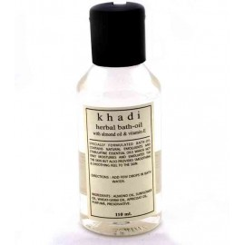 Khadi Almond & Vitamin-E Bath Oil 110 ml