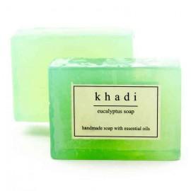 Khadi Eucalyptus Handmade Soap 125 gm