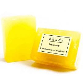 Khadi Lemon Handmade Soap 125 gm