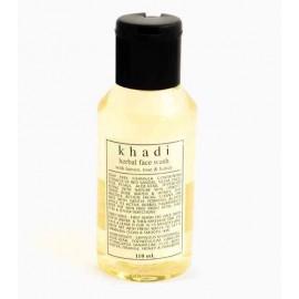 Khadi Lemon  Rose & Honey Herbal Face Wash 110 ml