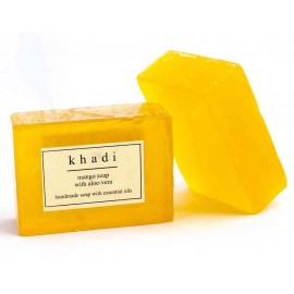 Khadi Mango with Aloe Vera Handmade Soap 125 gm