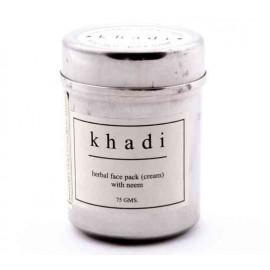 Khadi Neem Herbal Face Pack Cream 75 gm