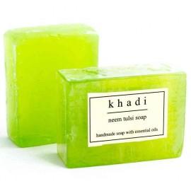 Khadi Neem Tulsi Handmade Soap 125 gm