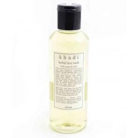 Khadi Neem & Tulsi Herbal Face Wash 210 ml