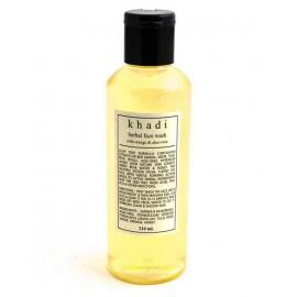 Khadi Orange & Aloe Vera Herbal Face Wash 210 ml