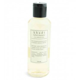 Khadi Rose  Sandal & Honey Herbal Shampoo 210 ml