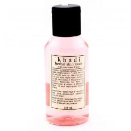Khadi Rose Water & Tulsi Herbal Skin Toner 110 ml
