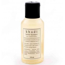 Khadi Rose  Sandal & Honey Herbal Shampoo 110 ml