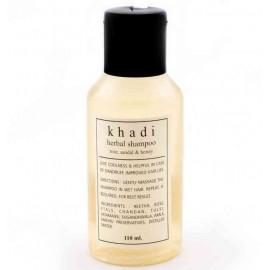 Khadi Rose  Sandal & Honey Herbal Shampoo 110 ml