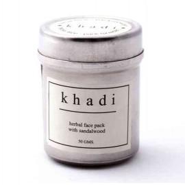 Khadi Sandalwood Herbal Face Pack Powder 50 gm
