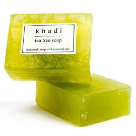 Khadi Tea Tree Handmade Soap 125 gm