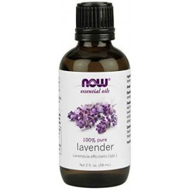 NOW Foods Lavender Oil, 2 ounce (59 ml)