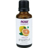 Now Foods Grapefruit Oil, 1-Ounce (30 ml)