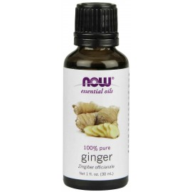 NOW Foods Ginger Oil, 1 ounce (30 ml)