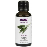 NOW Foods Sage Oil, 1 ounce (30 ml)