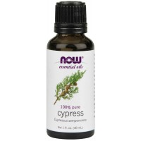 NOW Foods Cypress Oil, 1-Fluid Ounce (30 ml)