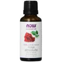 NOW Foods, Rose Absolute, 5% oil blend, 1 Ounce (30 ml)