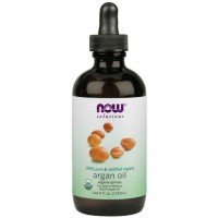Now Foods Organic Argan Oil, 4 Fluid Ounce (118 ml)