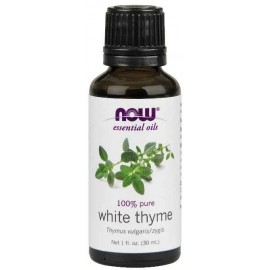 Now Foods 100% Pure White Thyme Oil, 1 Ounce (30 ml)