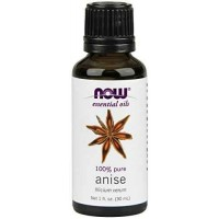 NOW Foods 100% Pure Anise Oil, 1 Ounce (30 ml)