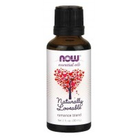 Now Foods Naturally Loveable Oil Blend, 1 Ounce (30 ml)