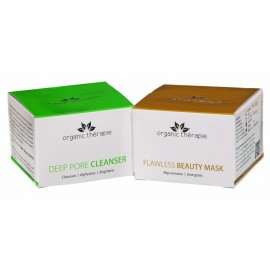 Organic Therapie FLAWLESS FAIRNESS Combo