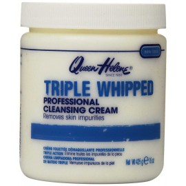 Queen Helene Professional Cleansing Cream, Triple Whipped, 15 Ounce (425 gm)