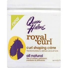 Queen Helene Royal Curl Curl Shaping Creme 15 oz (425 gm)
