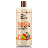Queen Helene Hand + Body Lotion, Mango & Cocoa Butter, 32 Ounce (907 gm)