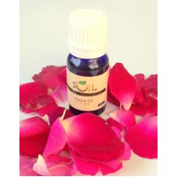 SOIL Fragrances ROSE Aroma Oil 10ml  Set Of -2