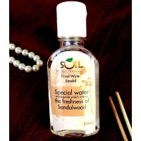 SOIL Fragrances Floral Water - SANDAL 50ml