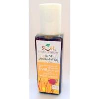 SOIL Fragrances RID OFF Herbal Hair Oil - Dandruff, Dry Scalp  Set Of -2