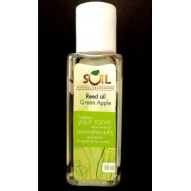 SOIL Fragrances GREEN APPLE Reed Diffuser Oil Refill 50ml