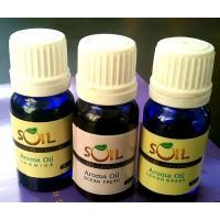 SOIL Fragrances Aroma Oils Combo
