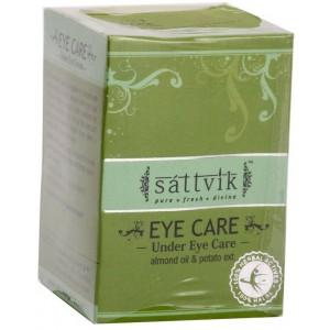 Sattvik Organics Under EYE Cream 80g