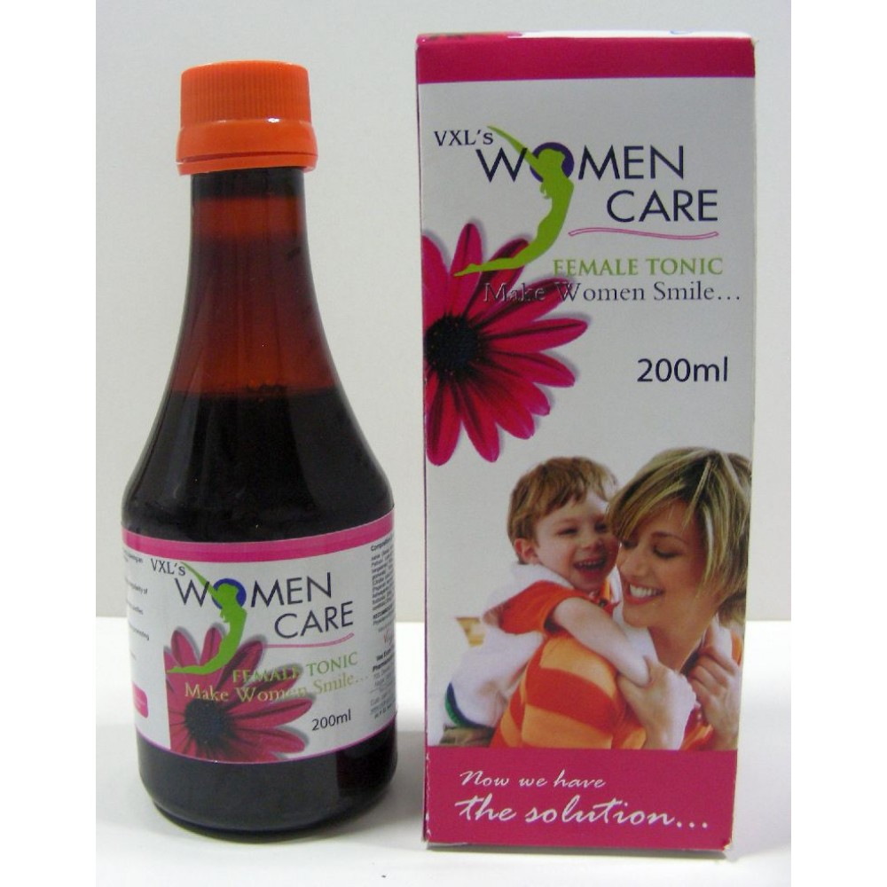 Organic Natural Herbal Tonic For Women Buy Vxl Women