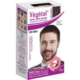 Vegetal Bio Colour for Men - DARK BROWN - 25g