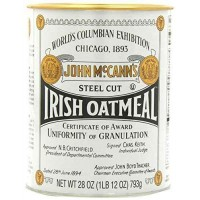 McCann's STEEL CUT OATMEAL 28-Ounce Tin (793 gm)
