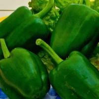 Capsicum Green - Pack of 50 seeds