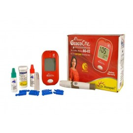 Dr. Morepen GlucoOne Blood Glucose Monitoring System BG-02
